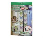 Москитная сетка с бабочками на магнитах Magic Mesh Butterfly (Меджик Меш Баттерфлай)