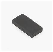 Ферритовый магнит прямоугольник 25х10х5 мм
