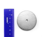 Неодимовый магнит кольцо 50-5х5 мм