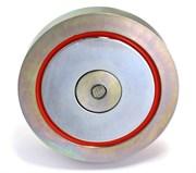 Односторонний поисковый магнит F-400 (Редмаг)