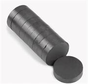 Ферритовый магнит диск 14х4 мм