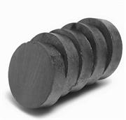 Ферритовый магнит диск 20х3 мм