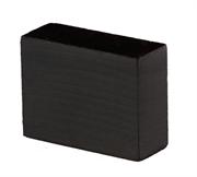 Ферритовый магнит прямоугольник 20х18х12 мм