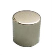 Магнит AlNiCo (ЮНДК) диск 10х15 мм