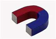 Магнит подкова AlNiCo (ЮНДК) 22х21х15х6 мм
