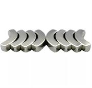 Неодимовый магнит сегмент 10х5х180/5 мм