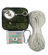 Комплект: Поисковый магнит F-200х2 MaxPull + сумка + веревка 20м