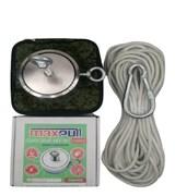 Комплект: Поисковый магнит F-400х2 MaxPull + сумка + веревка 20м