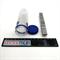 Неодимовые магниты 15х15х3 мм с зенковкой 3,5/7, MaxPull, набор 30 шт. в тубе - фото 10350
