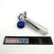 Неодимовые магниты 12х25 мм, прутки, MaxPull, набор 4 шт. в тубе - фото 10534