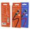 Магнитный USB кабель для телефона, разъем Apple 8-pin, 2.4А, BOROFONE BU16 (L=1,2M) (черный) - фото 8352